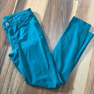DL1961 Emma Turquoise Jeans